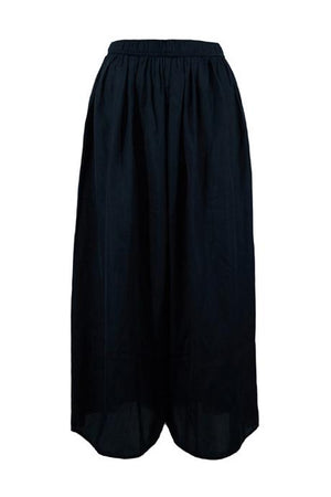 Baggy Trousers in Blue