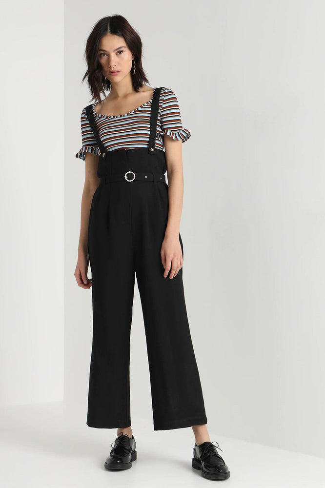 CLOTHING - Sound Barrier Suspender Trousers