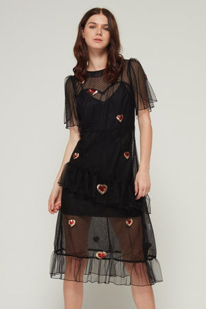 Change Of Heart Tuesday Dress