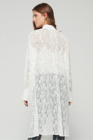 New Heavens Lace Dress