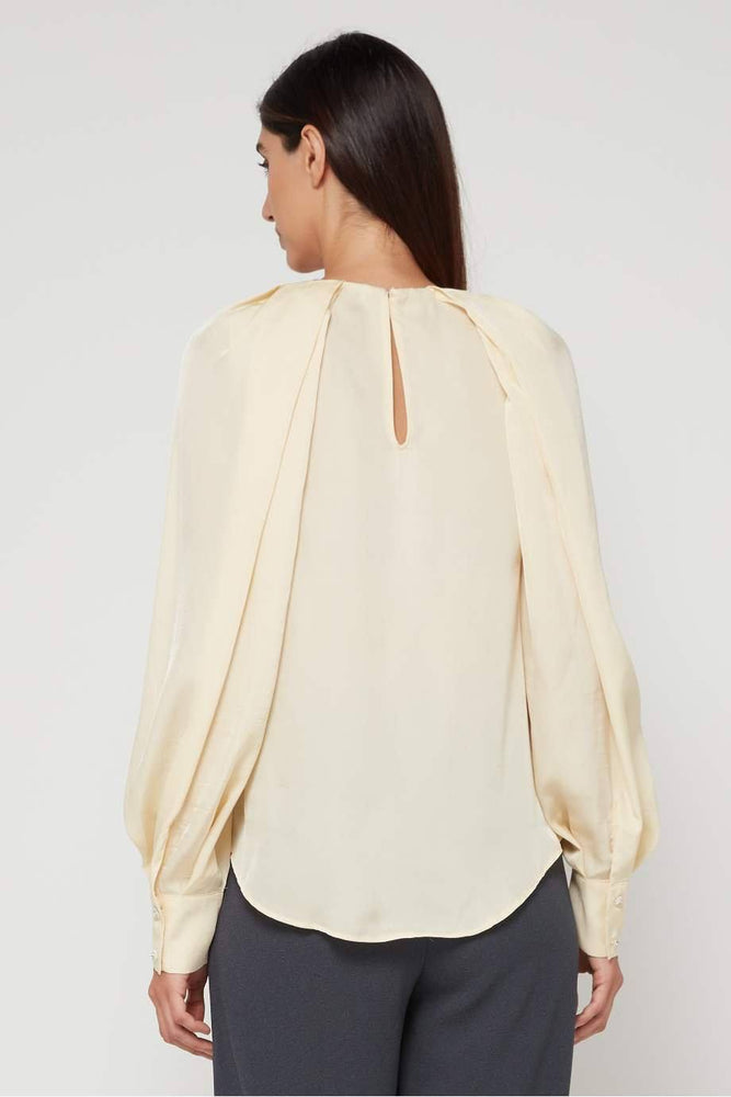 CLOTHING - Balloon Sleeve Top