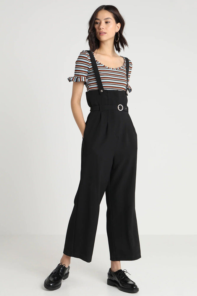 Sound Barrier Suspender Trousers
