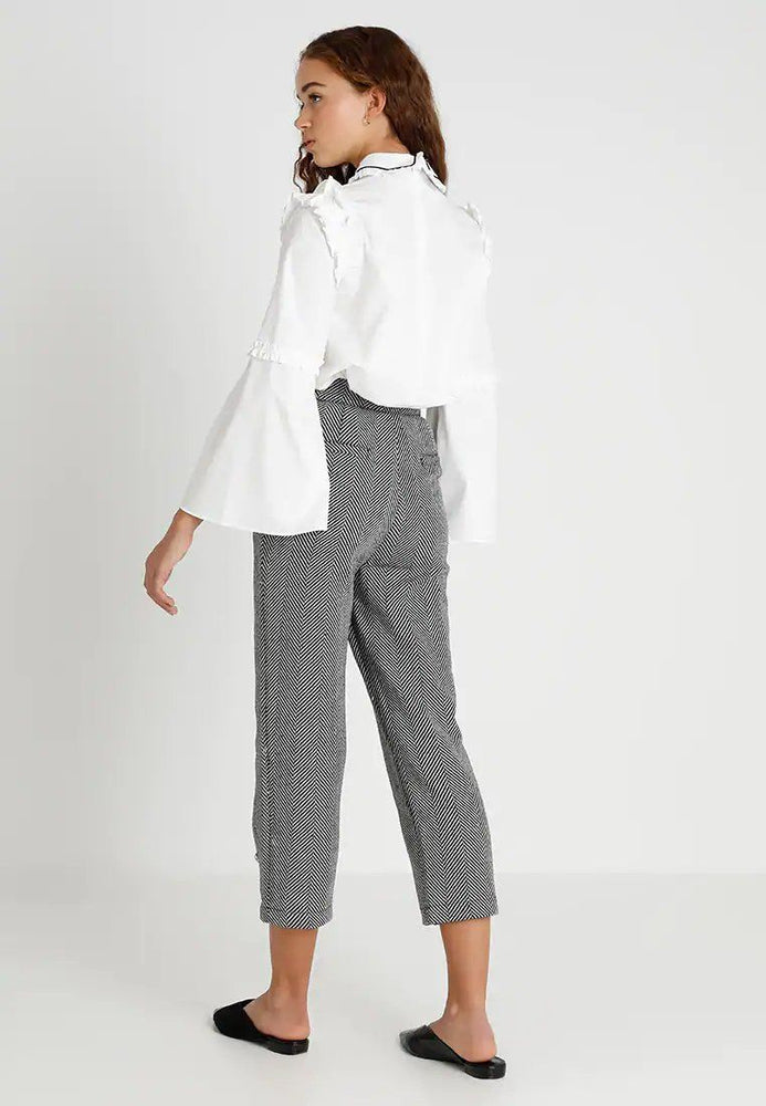 NEW IN - Zephyr Herringbone Trousers
