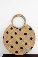BELLO Polk A Dot Large Round Bag