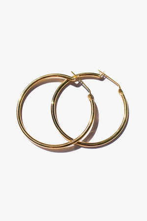 Doozie Hoops - Gold
