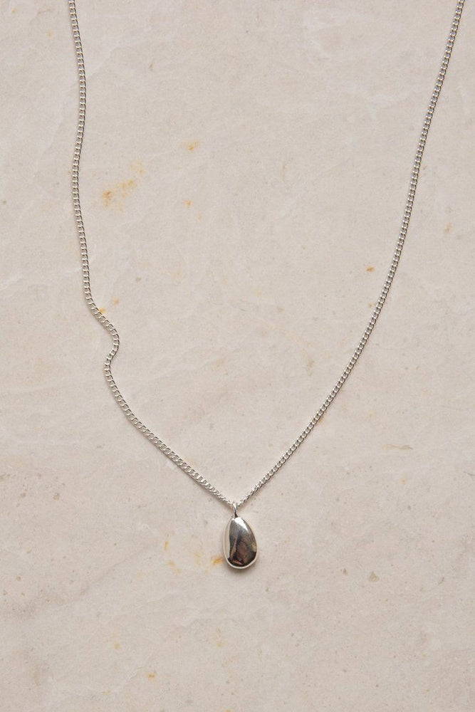 Dune Necklace - Silver