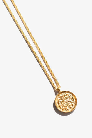 Load image into Gallery viewer, Galaxy Pendant Necklace - GOLD