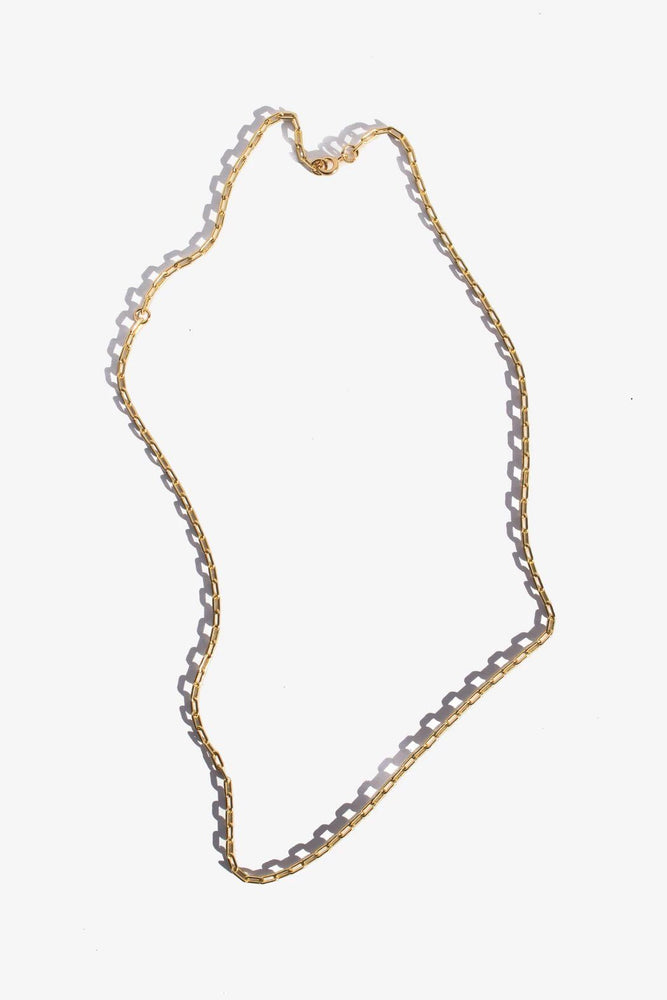 Load image into Gallery viewer, Goldlink Chain Necklace - Gold Filled