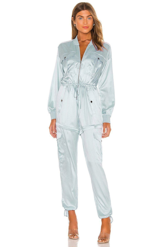 CLOTHING - Convertible Cargo Jumpsuit