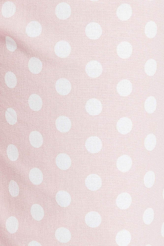 Load image into Gallery viewer, Ef-Polka Dot Tie Top