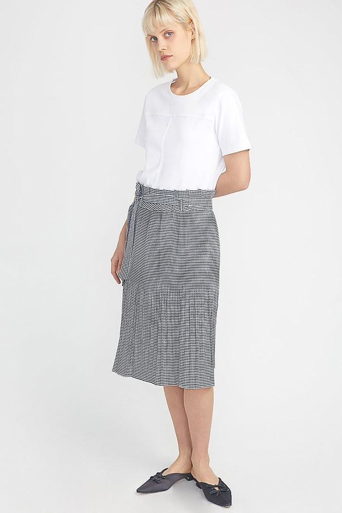 CLOTHING - Camellia Pleat Skirt