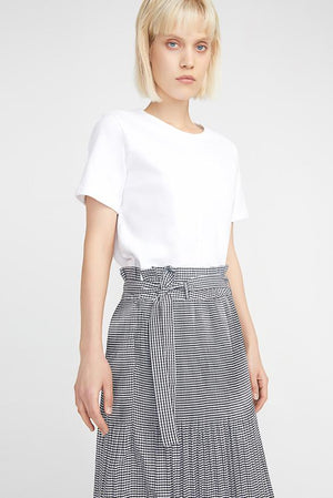 Camellia Pleat Skirt