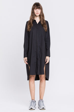 Load image into Gallery viewer, OVERSIZED SHIRT DRESS
