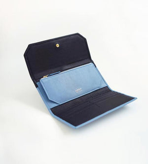 Envelope - Navy/Sky Blue