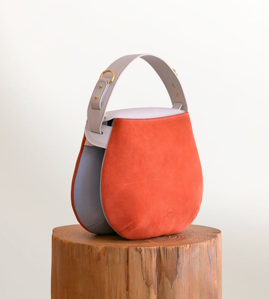 ACCESSORIES - Pera - Orange/Grey