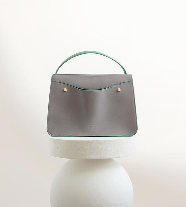 ACCESSORIES - Pocket - Grey/Green