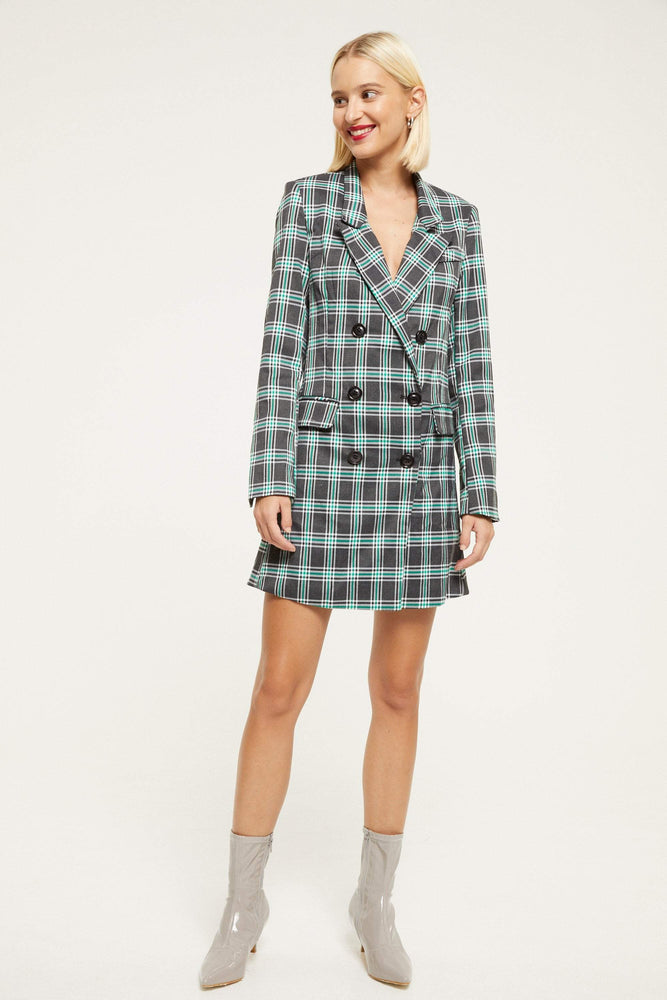 CLOTHING - Riot Girls Blazer Dress