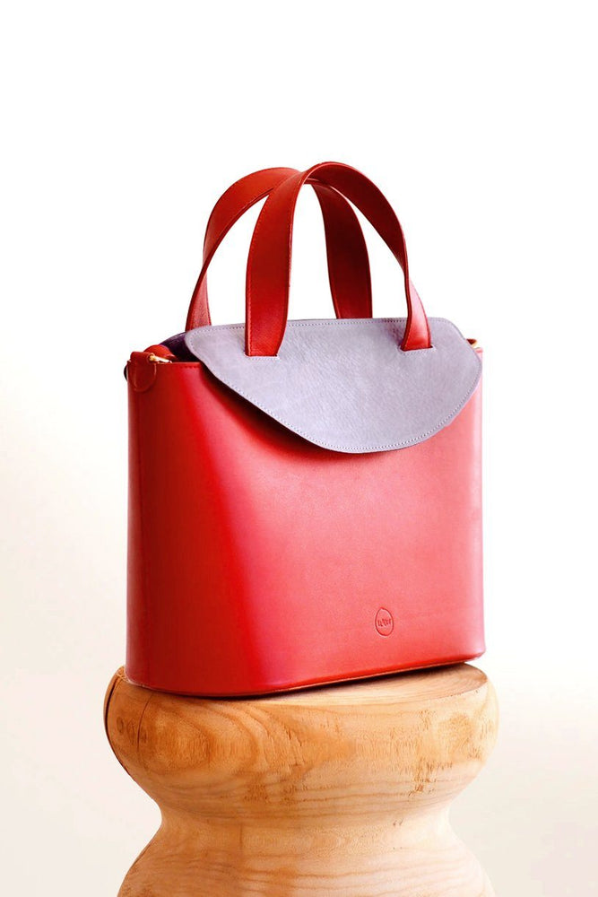 ACCESSORIES - Ninot - Red(Blue Grey)