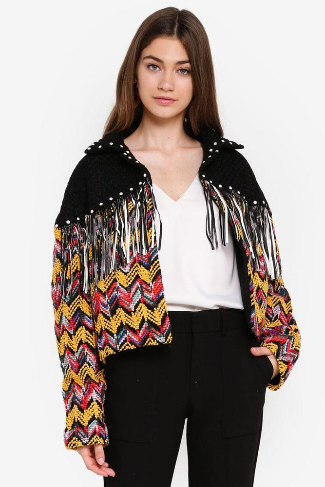 On The Fringe Jacket