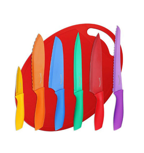 Knife Set Wooden