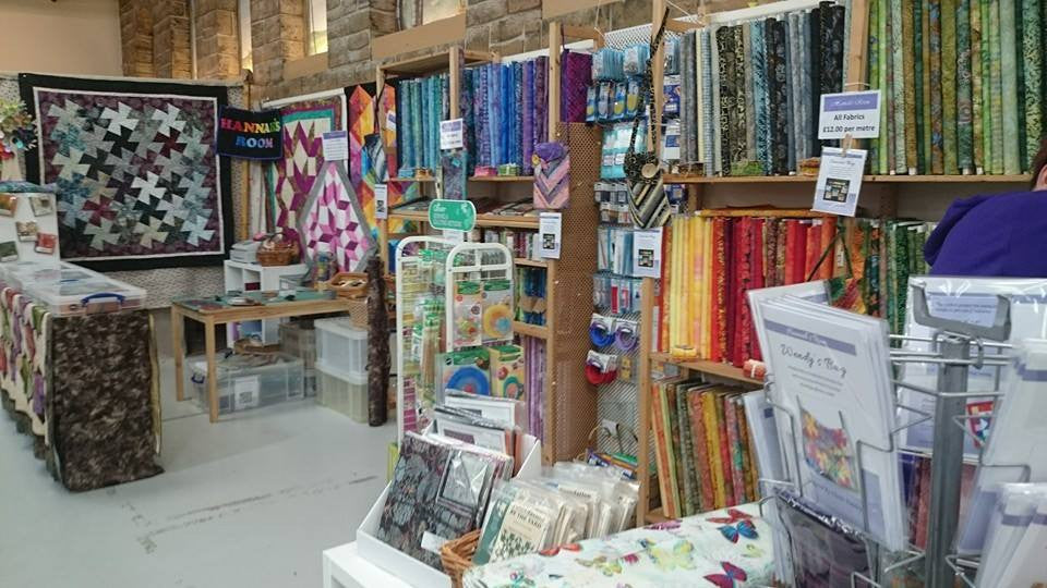 Queen Bee Quilt Show - Whitby Pavilion - 8th July to 10th July 2016