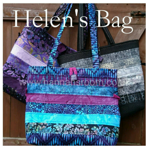 Helen's Tote Bag Kit