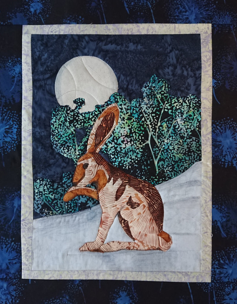 Hazel Hare Wallhanging **SALE**