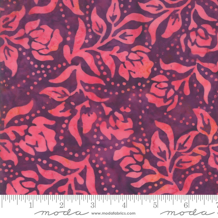 PARADISE PURPLE 4352 30 BAHAMA BATIKS BY MODA