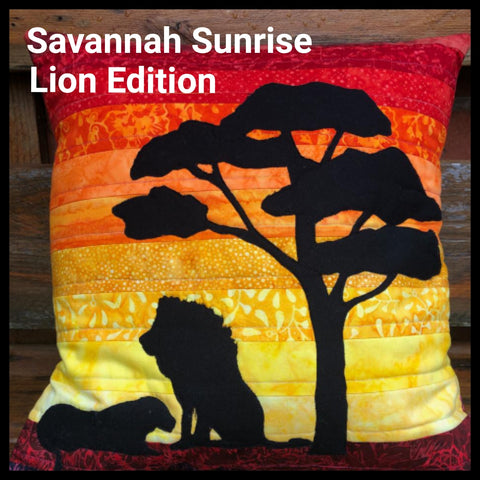 Savannah Sunrise Lion Kit