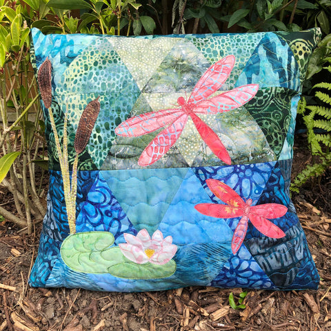 Riverside Collection Dragonfly Cushion Kit