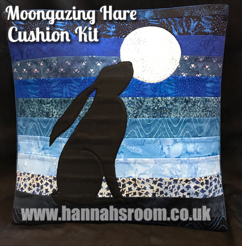 Moongazing Hare Cushion Kit limited edition **PreOrder**