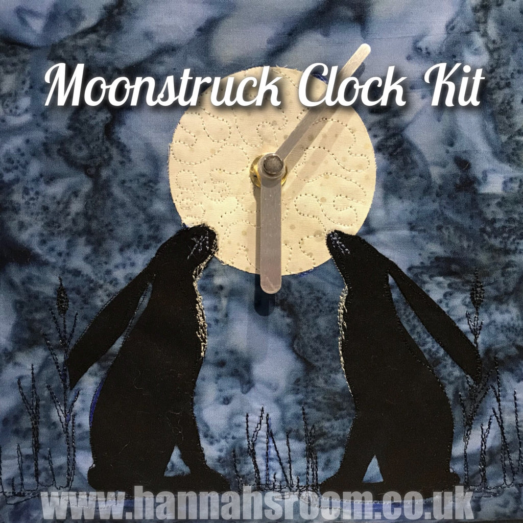 Moonstruck Clock Kit