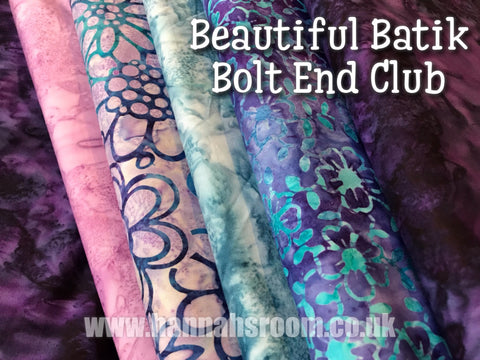 Beautiful Batik Bolt End Club