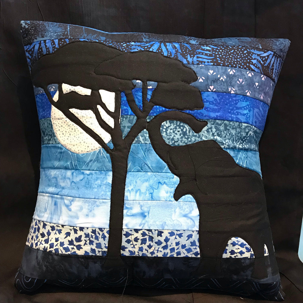 Savannah Nights Elephant cushion Kit