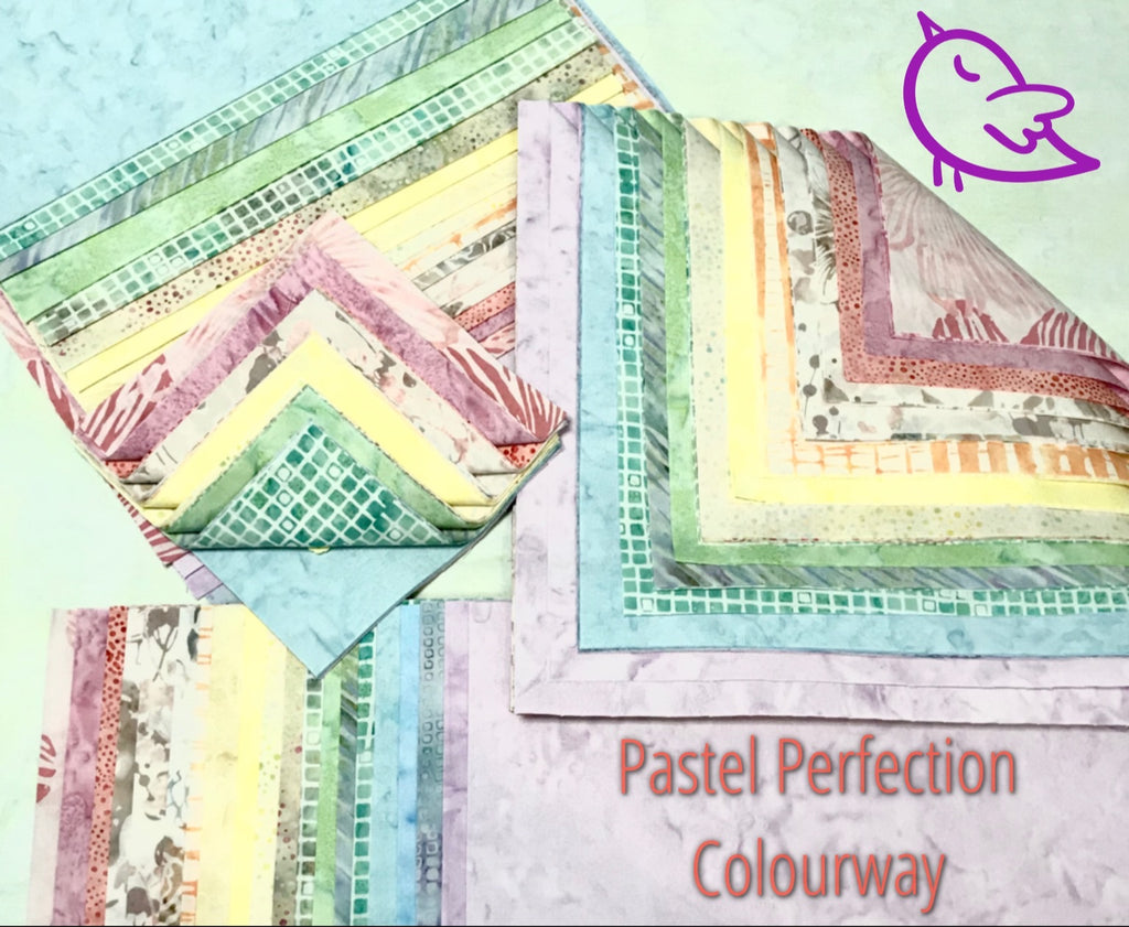 Pastel Perfection Colourway selection ** Limited Edition**