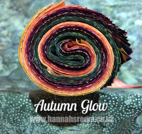 "Autumn Glow 5"" Charm Pack"