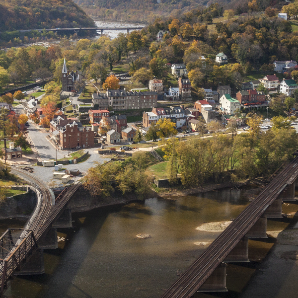 TOP 10 PLACES TO VISIT IN WEST VIRGINIA BY BIKE