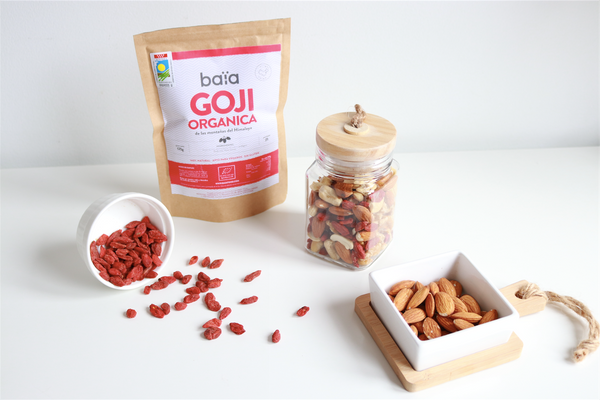 VÍDEO RECETA: GOJI & NUTS SNACK