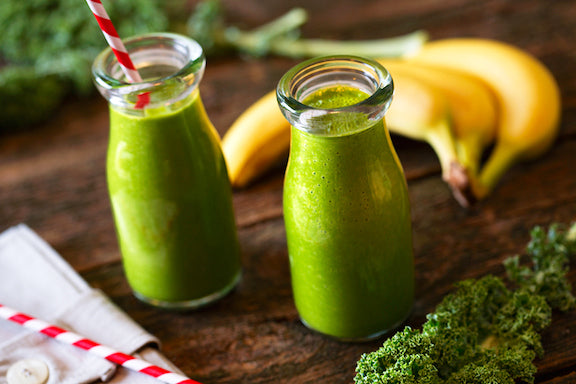 KALE SMOOTHIE DETOX BAIA FOOD CO