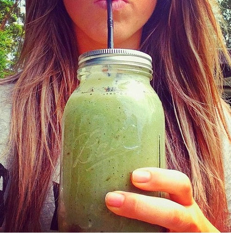 Green smoothies superalimentos Baïa Food Co.