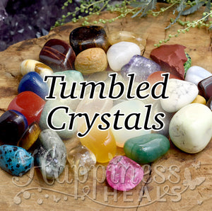 Tumbled Crystals