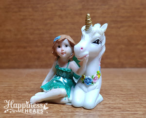 Unicorn With Fairy