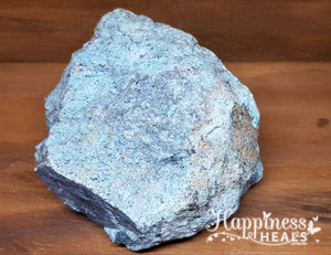 African Turquoise Raw Rock