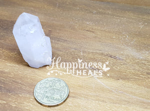 Phantom Candle Quartz Point