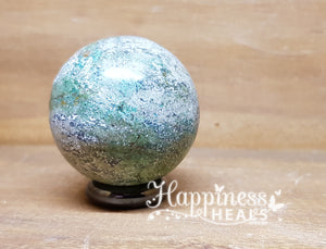 African Turquoise Sphere