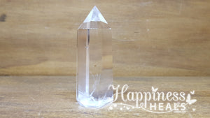 Clear Quartz Point