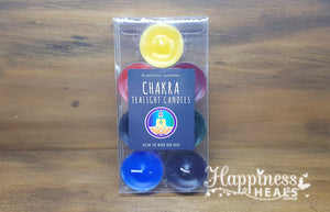 Charka Tealight Candles