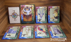 World Animal Dreaming Oracle Cards