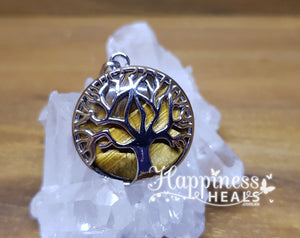 Tree of Life Tiger Eye