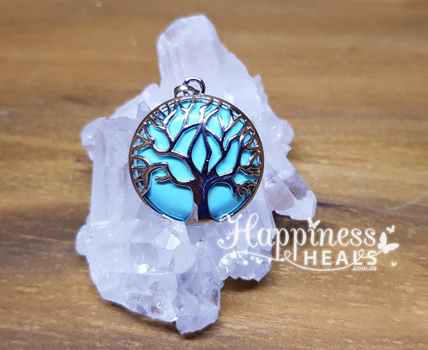 Tree of Life Turquoise